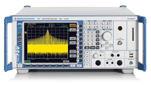 RF1100 – Effective Spectrum Analyzer Measurements